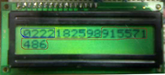 behzad avr mt88e43 based callerid system beta version rh khazama com Caller ID Phone Funny Caller ID